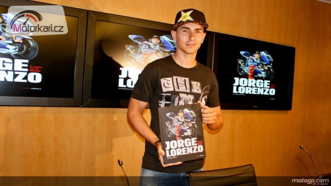 Jorge Lorenzo - nov� kr�l MotoGP