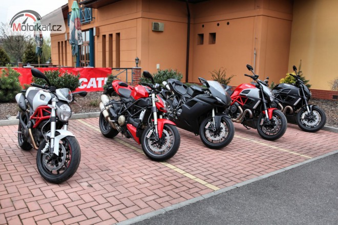 Ducati Tour 2011