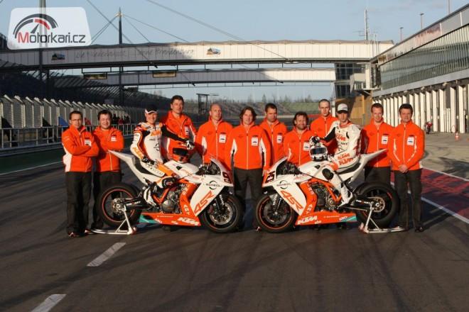 KTM: Se tøemi trumfy k titulu