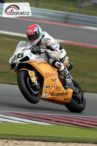 Fantastický den pro Effenbert Liberty Racing!!!!!