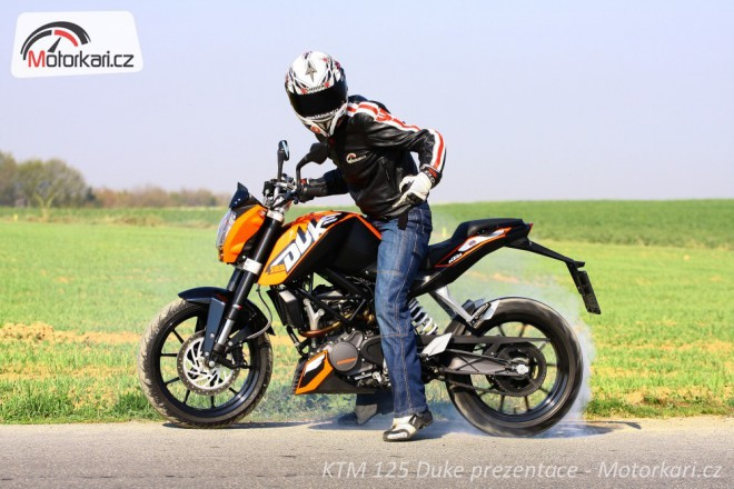 Fun Factory KTM 125 Duke