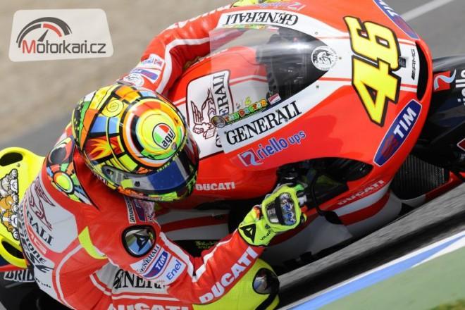 Rossi potøebuje body