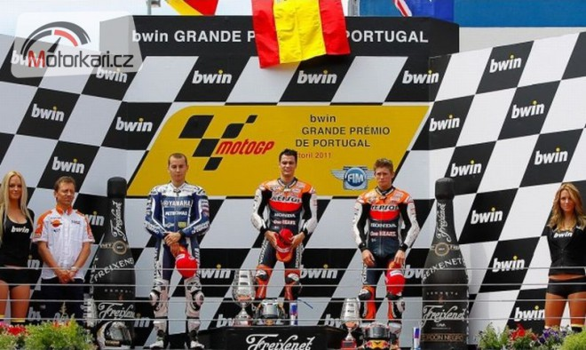 Grand Prix Portugalska �  ned�le