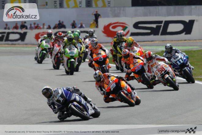 Estoril - testy MotoGP