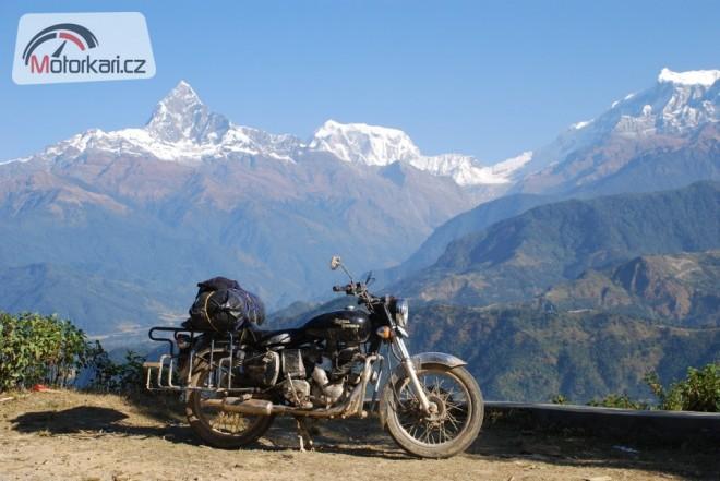 Cestovka pro motorkáøe