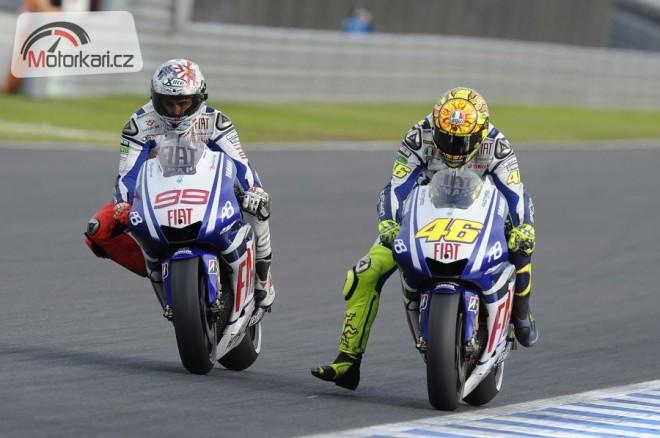 Rossi: Døíve muži, nyní dìti