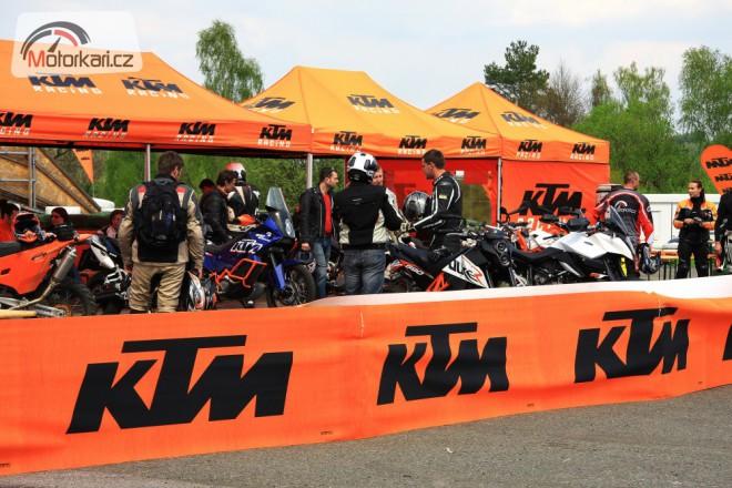 KTM a Husaberg Festival 2011