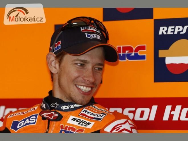 Grand Prix Francie - warm up