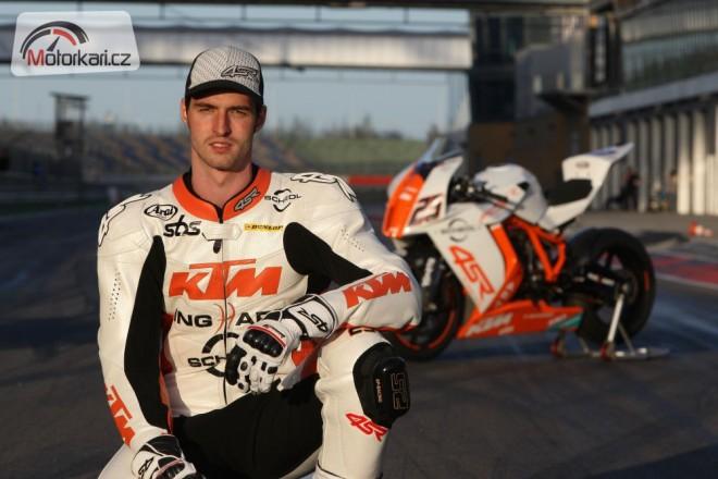 Matìj Smrž cestuje jako lídr na Nürburgring