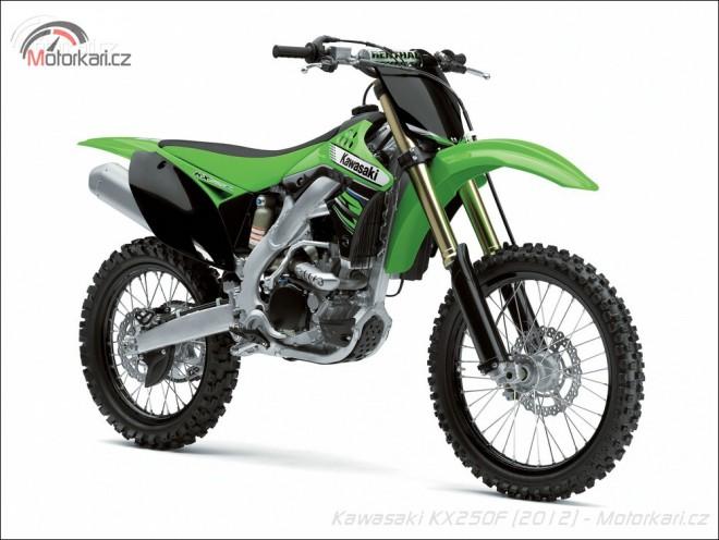 Kawasaki cross modely 2012