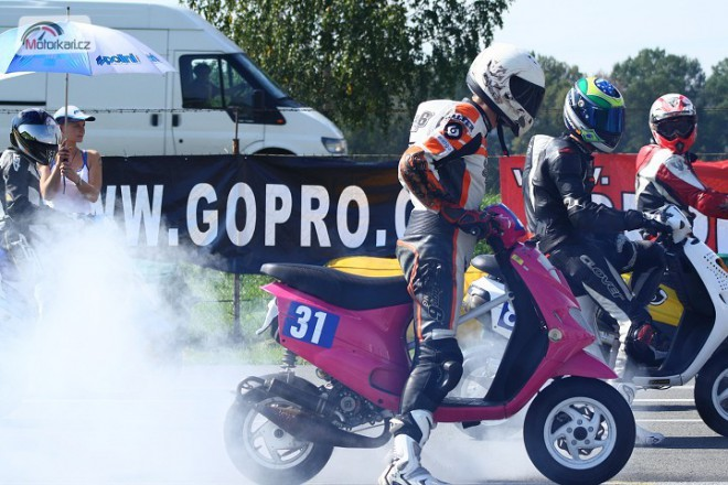 Scooter Cup 2011