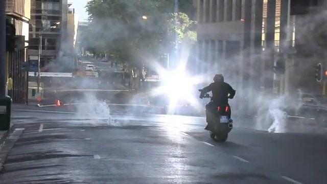 Ducati Diavel - film o filmu