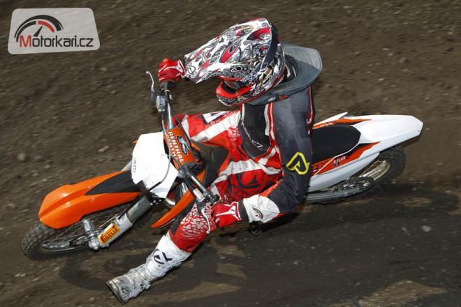 Motokrosové KTM 2012 pøedstaveny v Nìmecku