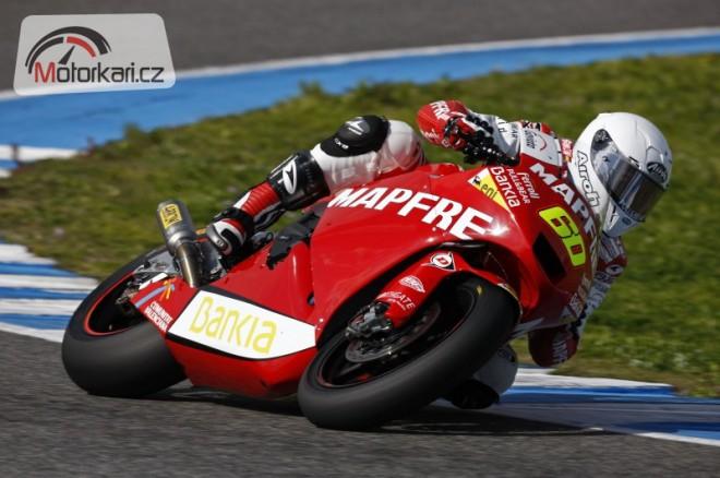 MotorLand Aragón: Test 125 ccm a Moto2