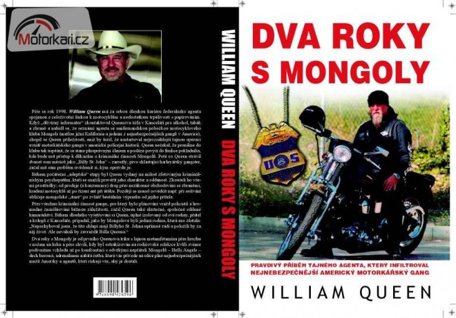 Soutìž o knihu Dva roky s Mongoly