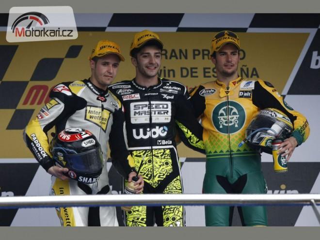 MotoGP: Itálie v krizi