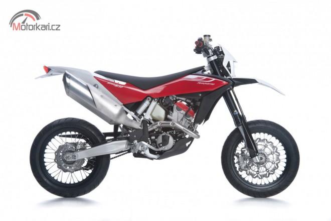 Husqvarna SMR511 již v prodeji