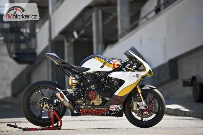 Radical Ducati RAD 02 Corsa EVO