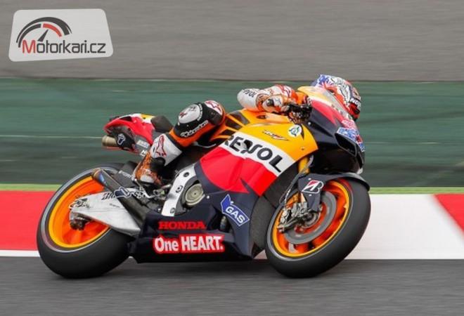 Grand Prix Katalánska - pátek