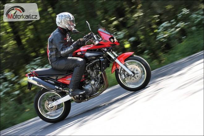 Jawa 660 Sportard