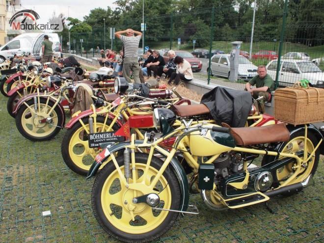 10. sraz motocyklù Böhmerland