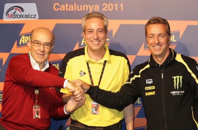 Dunlop bude dodavatel pro Moto3 a Moto2