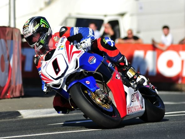 John McGuiness je jezd�c� legendou