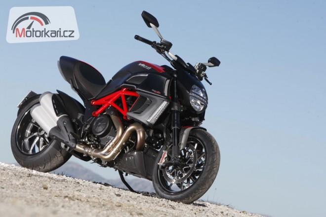 Ducati musí navýšit výrobu Diavelu