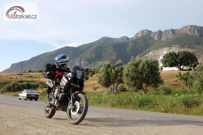 Do Maroka a zpìt po ose za deset dní