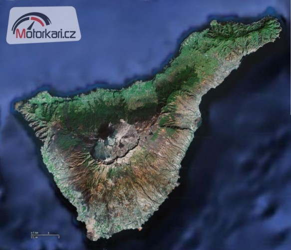 Tenerife 2011 aneb porušený zásady a úžas nad tím, co jsem vidìl…