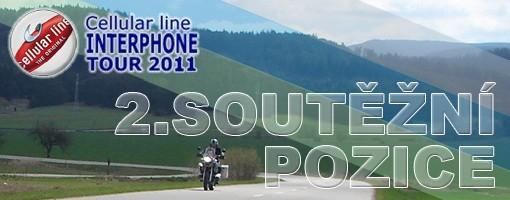 Interphone tour 2011 - 2. èeská pozice