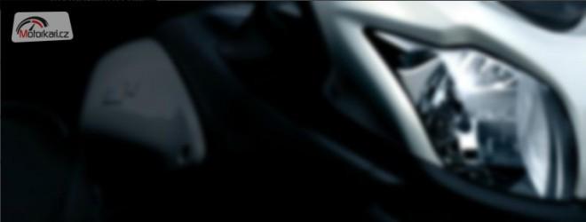 Suzuki 650 V-Strom 2012 - nové fotografie