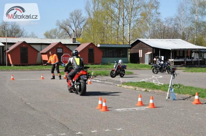 Kurz bezpeèné jízdy na motorce ano èi ne?