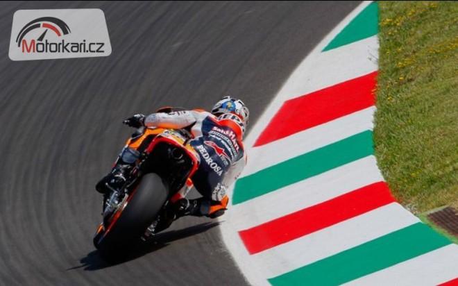 Grand Prix It�lie � sobota
