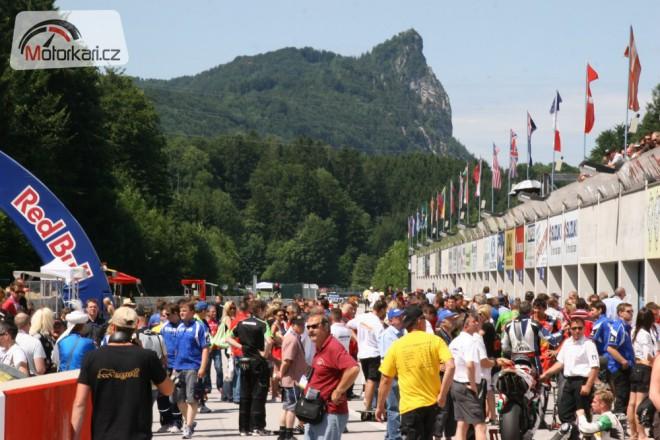 Salzburgring - závodní nedìle