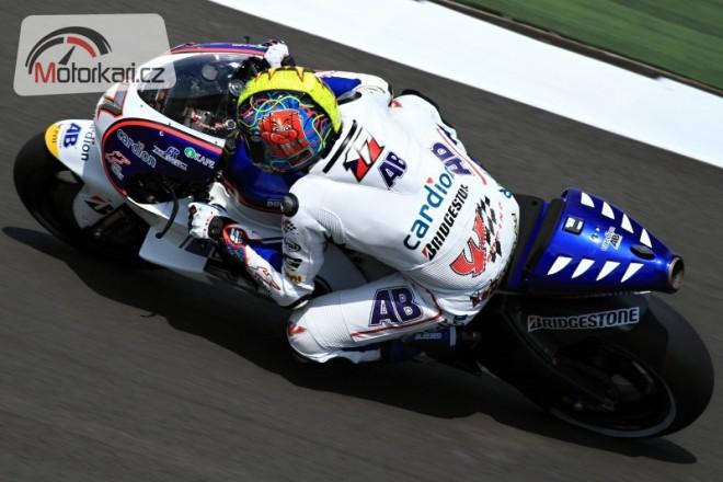 Testy MotoGP v Mugellu