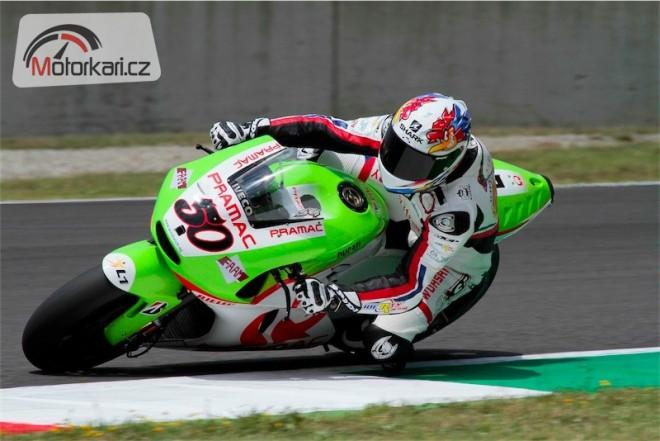 Guintoli testoval motocykl MotoGP