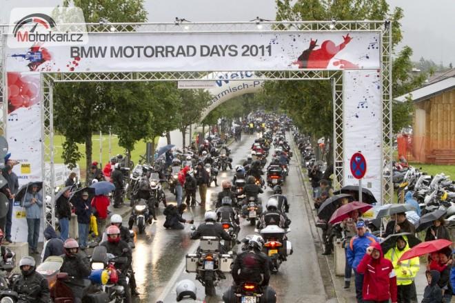 BMW Motorrad Days 2011