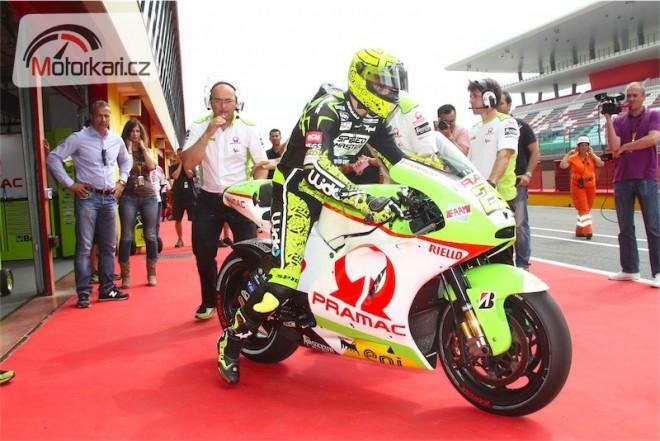 Iannone je nadšen motocyklem MotoGP