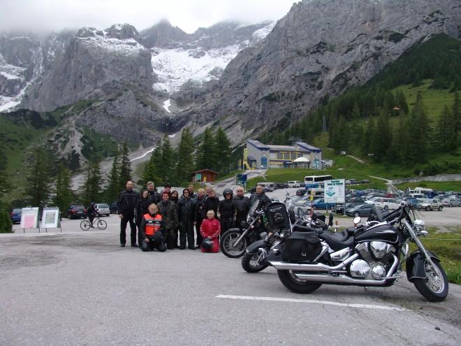 HADI v Alpách