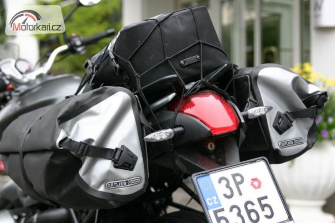 Vodotìsné motobrašny Ortlieb