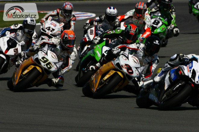 Superbiky v roce 2012