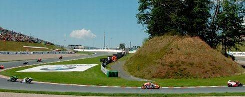 Pøed Grand Prix Nìmecka