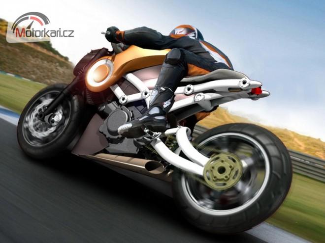 Aprilia Easyrider concept bike