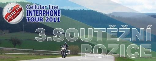 Interphone tour 2011 - 3. pozice