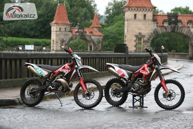 Gas Gas EC250F & EC300R