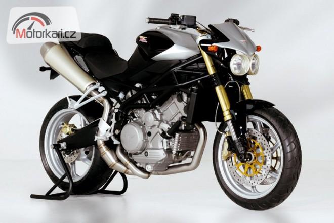Moto Morini prodáno v aukci za 1,96 mil. eur
