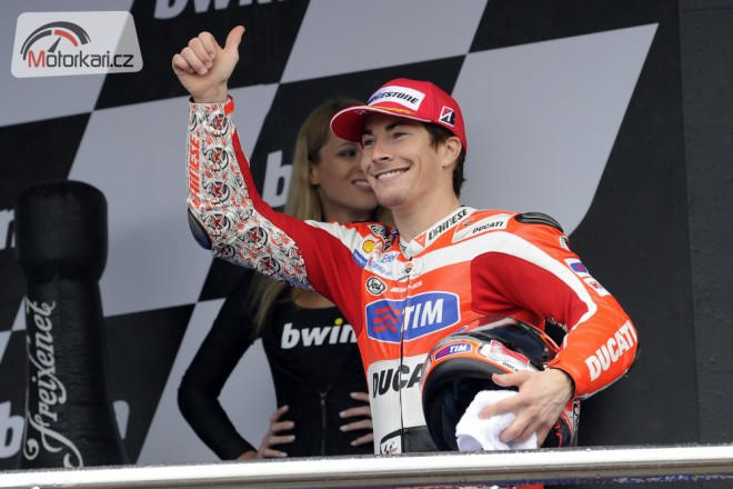Ducati a Suzuki bilancují po polovinì