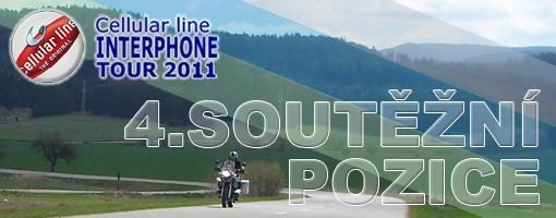 Interphone tour 2011 - 4. èeská pozice