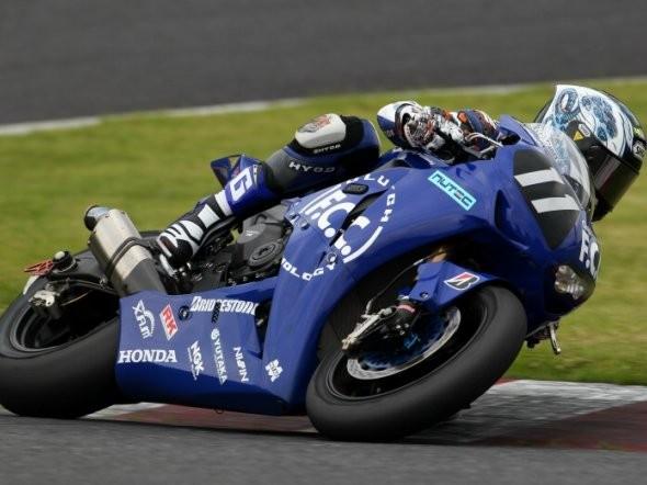 Honda vyhrála osmihodinovku v Suzuce